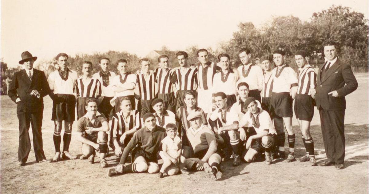 Футболът в спомените на Стефан Миланов