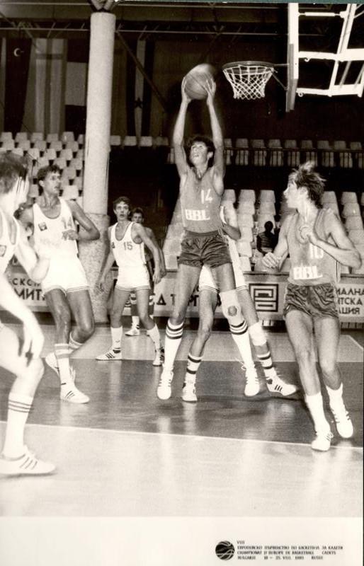 Бакетбол - кадети