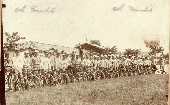 Колоездачна  среща - 1905 г.