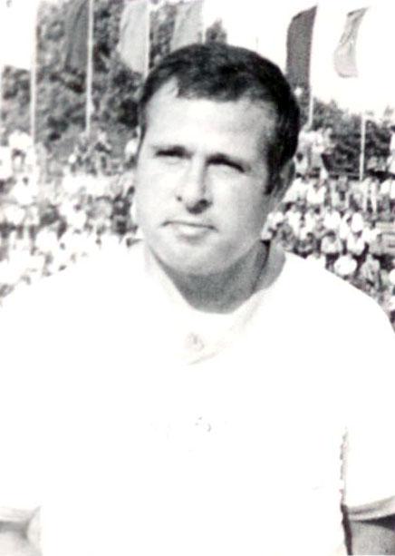 Петър Флоров през 1969 г.