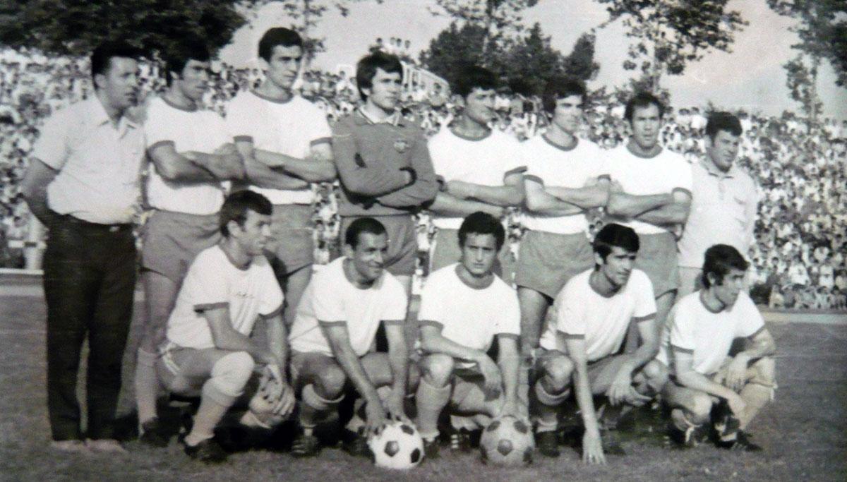 Дунав през сезон 1974/75