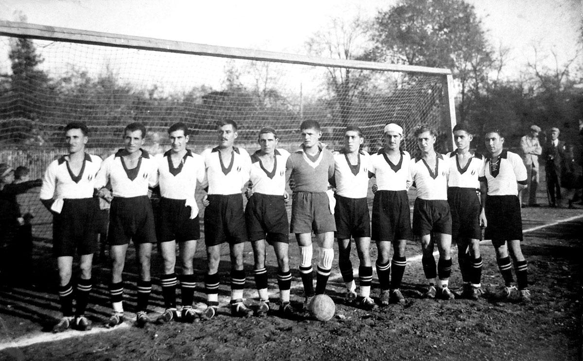 ЖСК (Русе) през 1933 г.