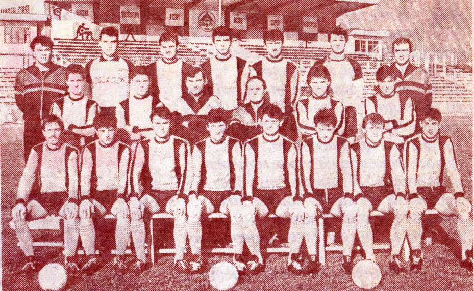 Локо (Русе) през сезон 1991/92