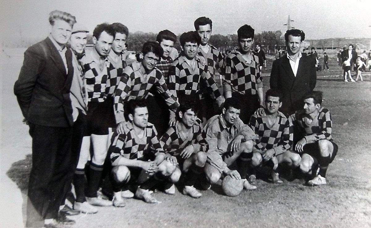 Локо (Русе) в края на 50-те години
