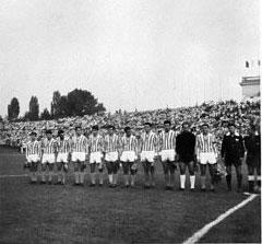 Финал на КСА - 1962 г.