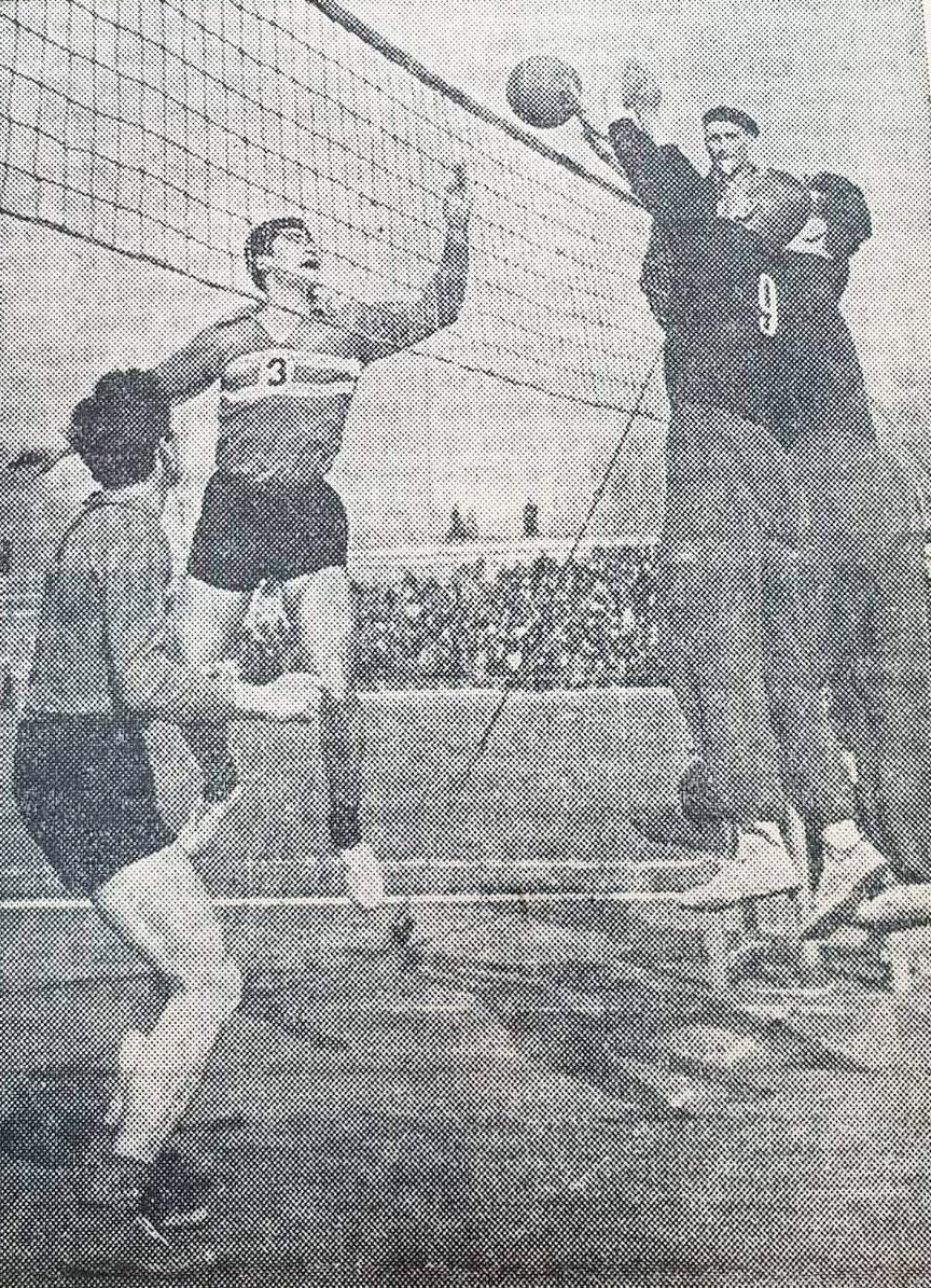Волейбол: Локомотив - Партизанин
