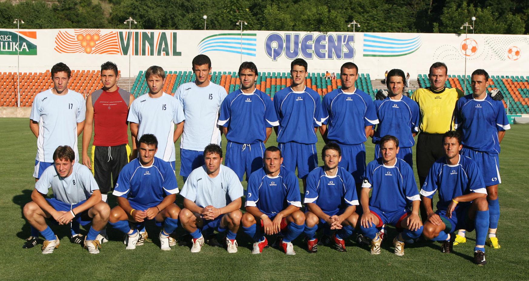 Дунав - сезон 2006/07