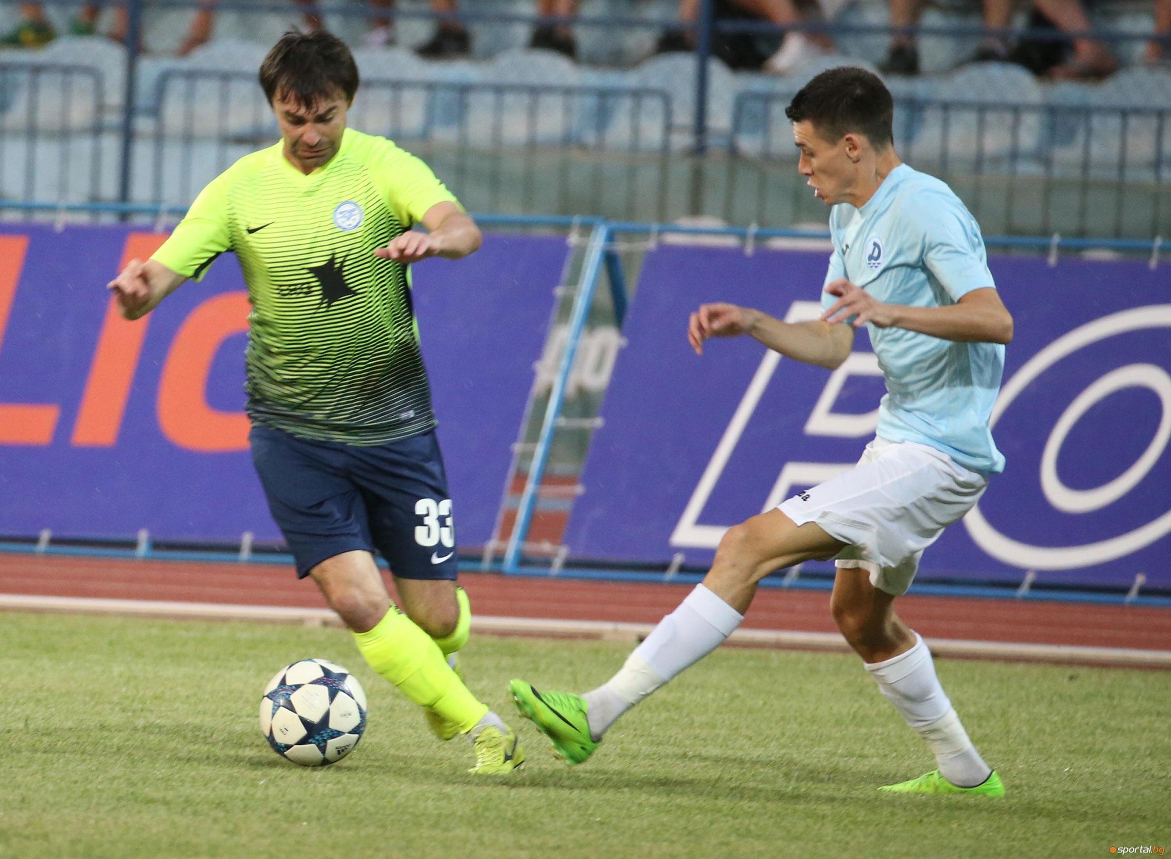 Лига Европа: Дунав - Иртиш