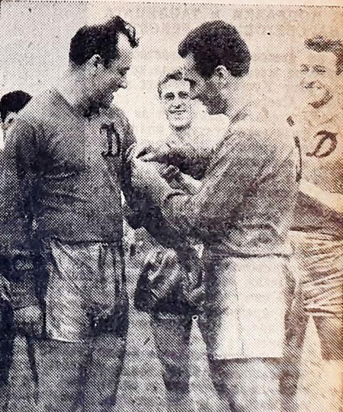 Атанас Цанов - 20 години футболна кариера
