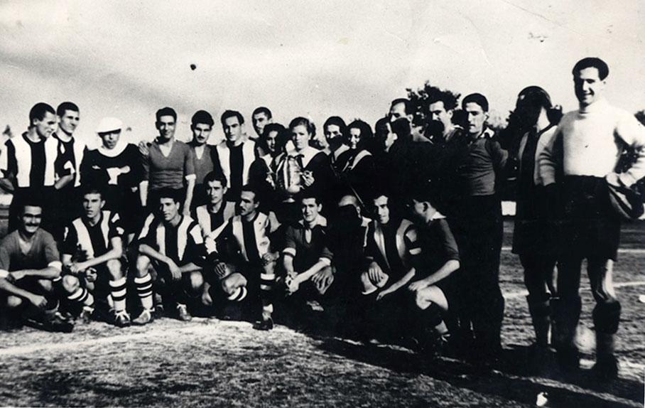 Финалът за Държавното първенство и Царската купа, 1937 г.