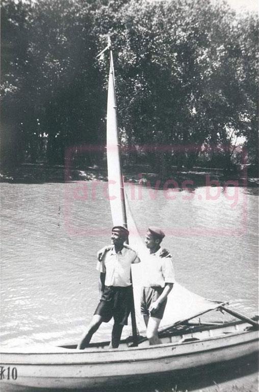Членове на Яхт клуб - Русе