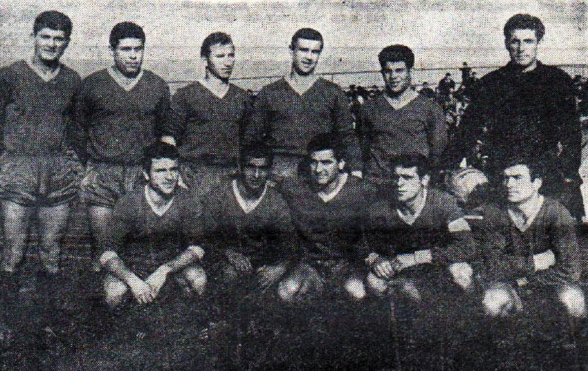 Дунав (Русе) 1964/65