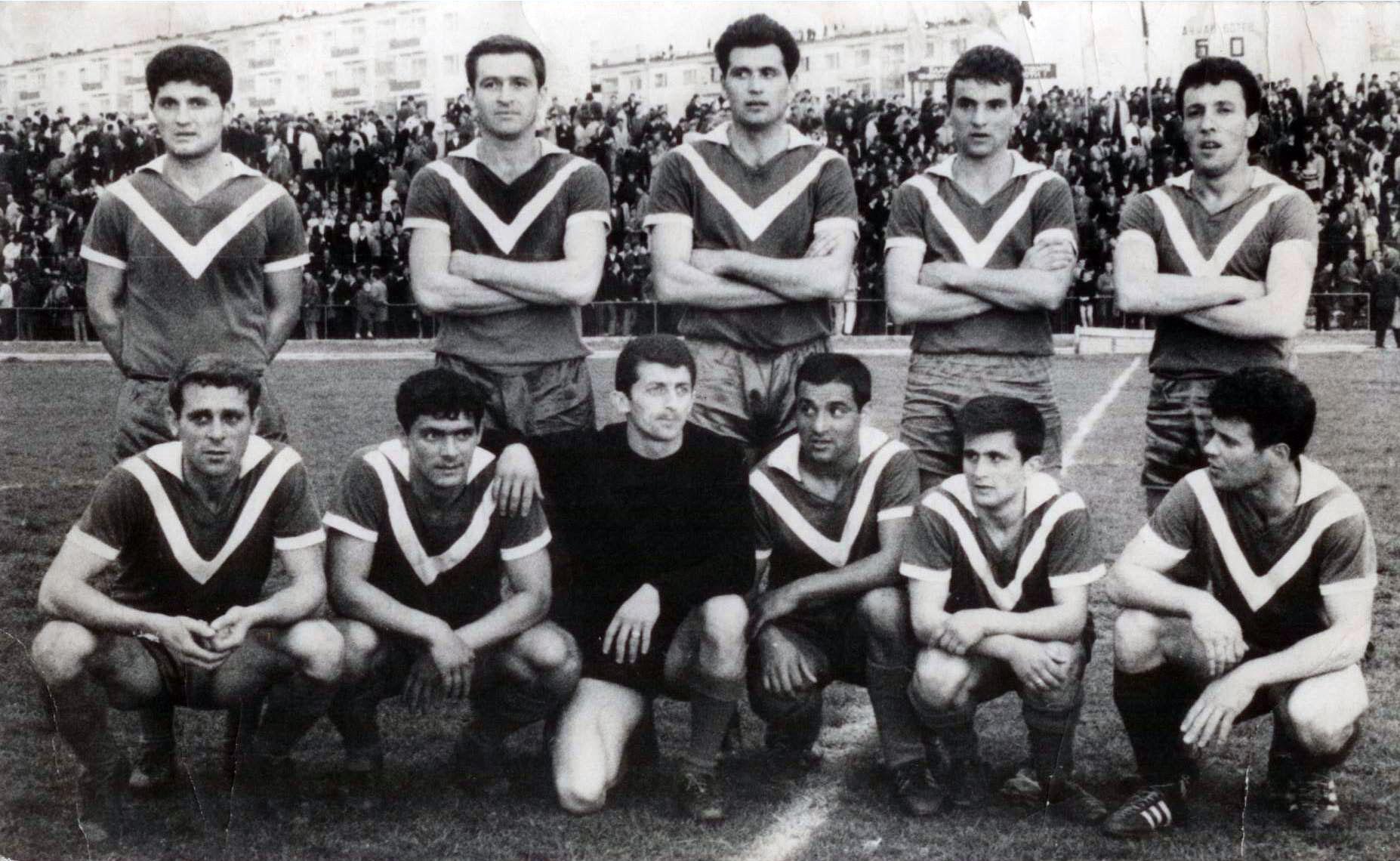 Дунав (Русе) през 1966 г.