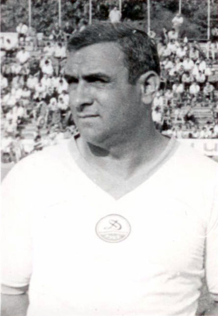 Георги Василев /Джогата/ през 1969 г.