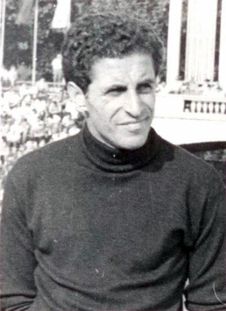 Иван Иванов /Скрежко/ през 1969 г.