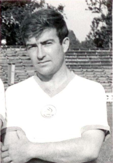 Петър Колев /Трапера/ през 1969 г.