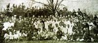 Откриване на спортния сезон в Русе през 1923 г.