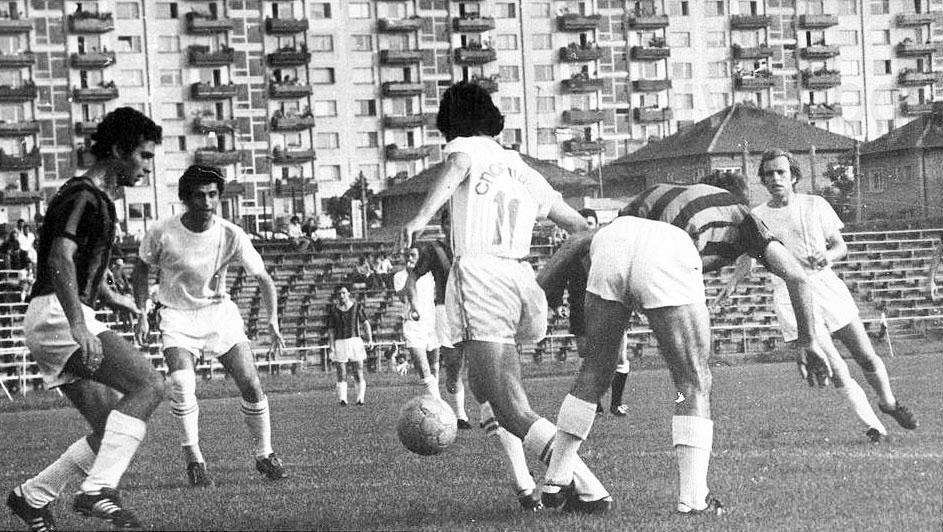 Работническа спартакиада - футбол