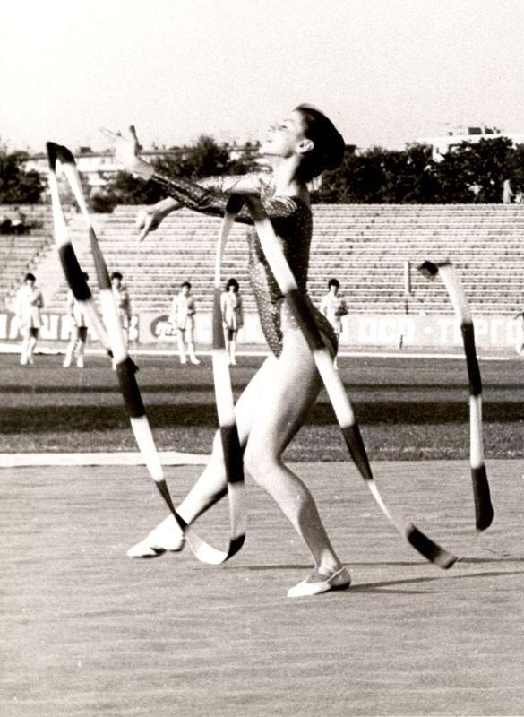 Художествена гимнастика
