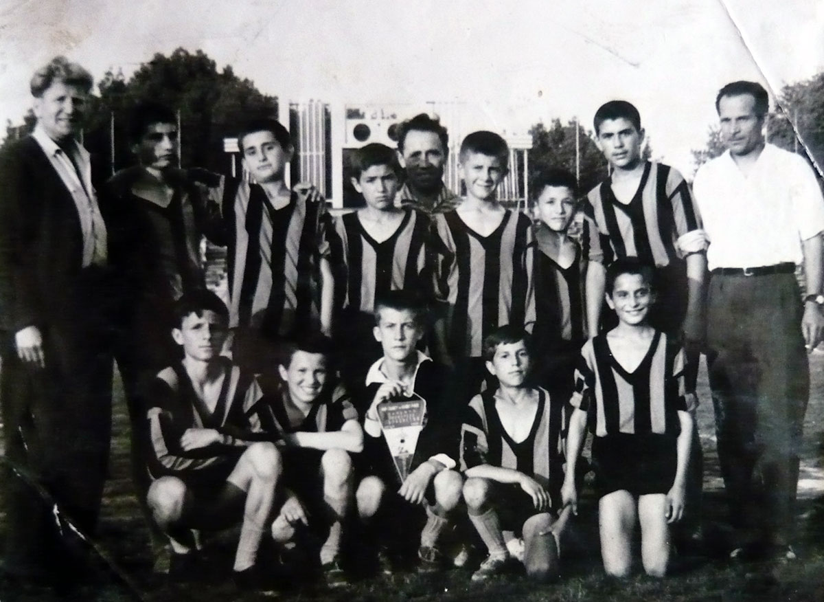 Децата на Локо (Русе) през 1963 г.