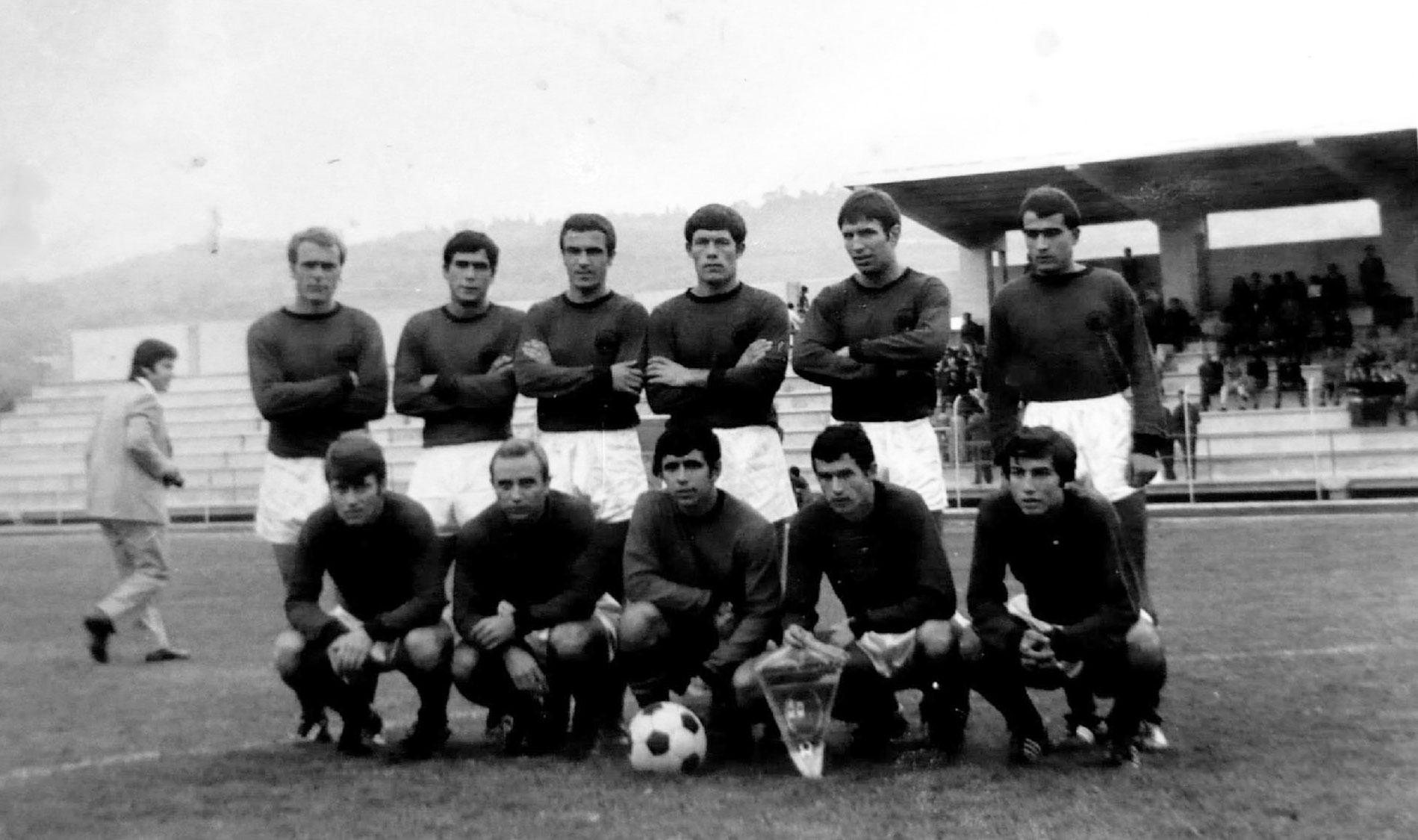 Локо (Русе) в Италия, 1968 г.