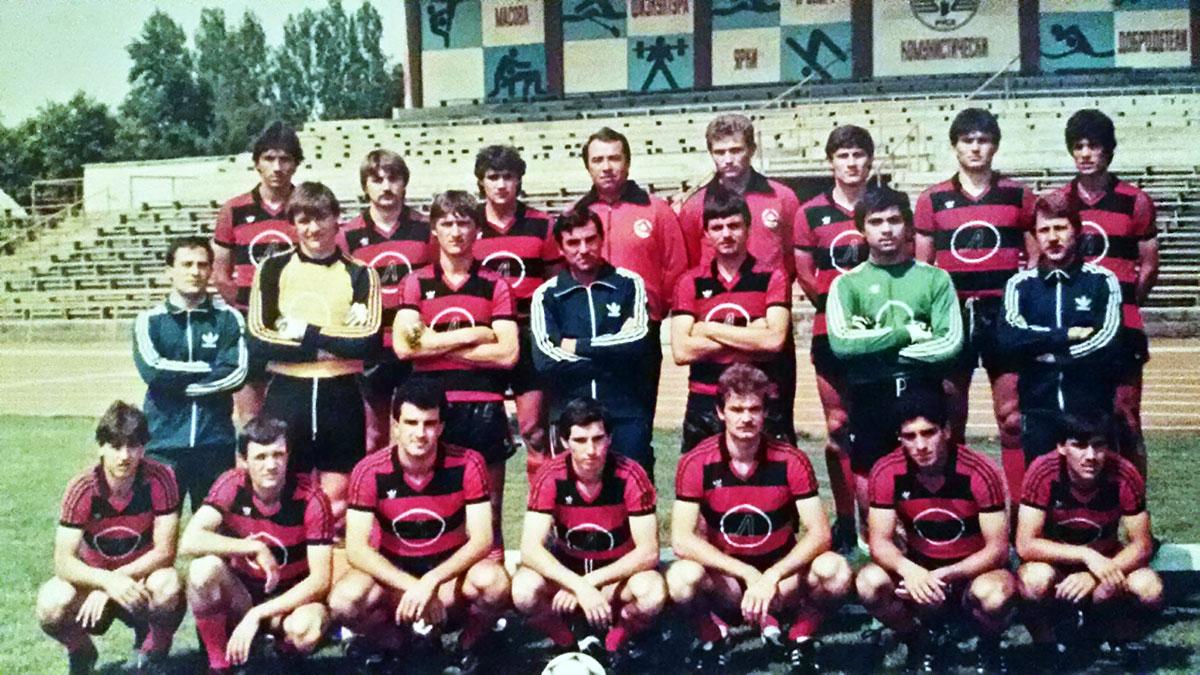 Локо (Русе) - сезон 1984/85