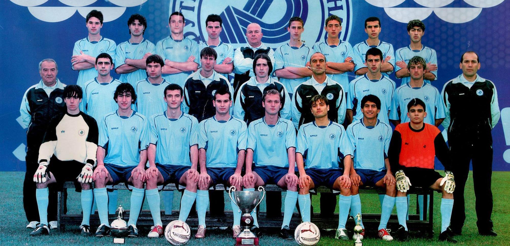 ФК Дунав - сезон 2004/05