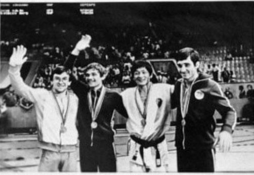 Илиян Недков - олимпийски бронзов медалист