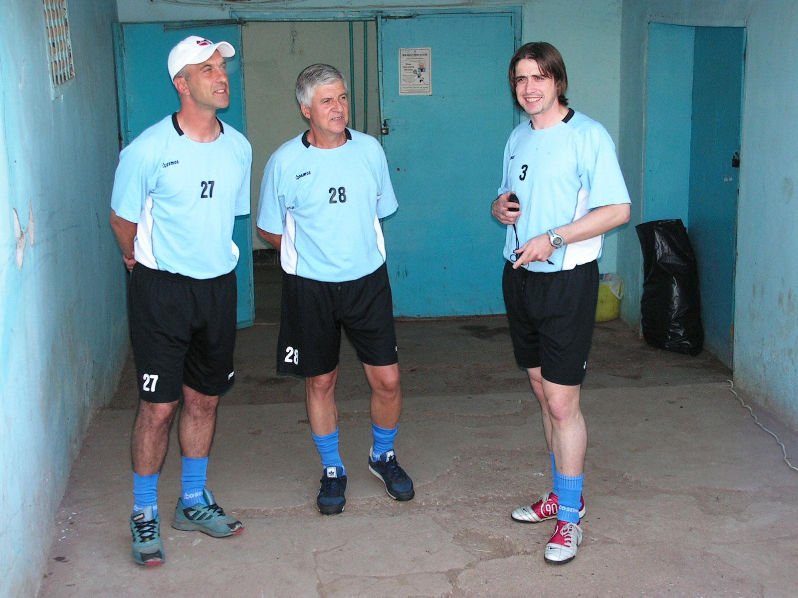 Треньорите на ФК Дунав - сезон 2005/06
