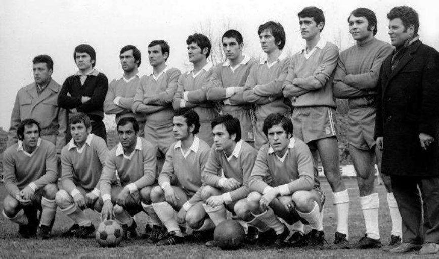 Дунав - сезон 1973/74