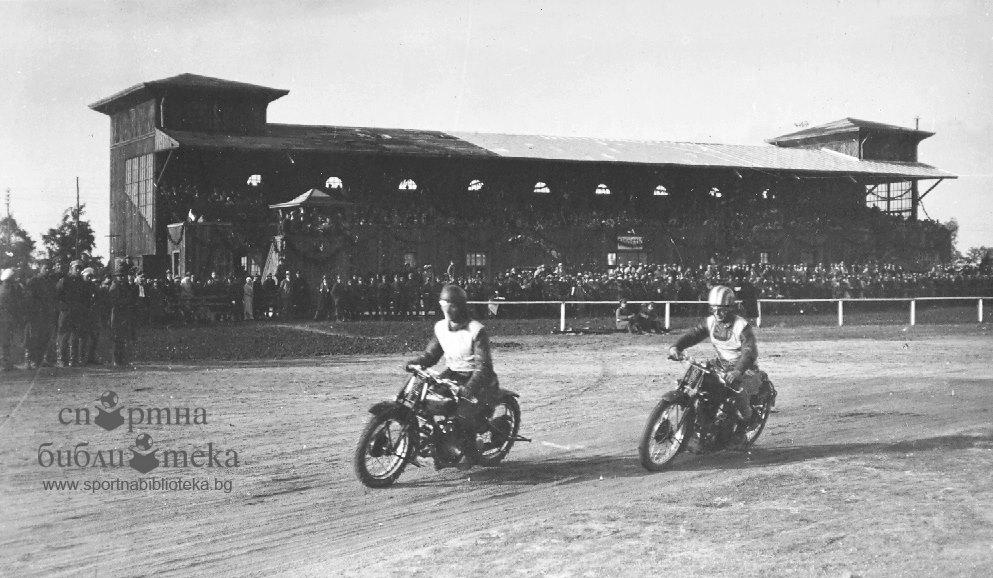 Мотоциклетни състезания
