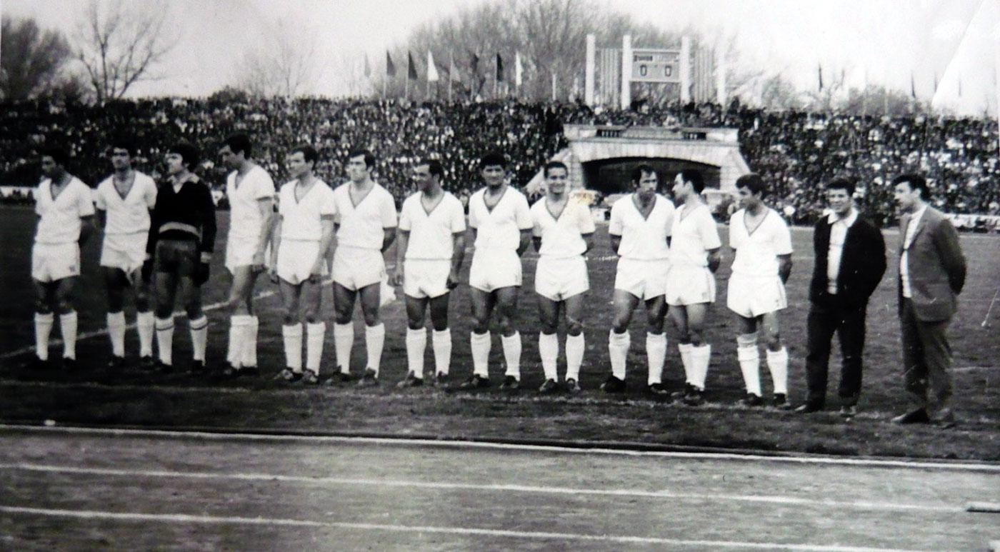 Дунав - Левски-Спартак (София)