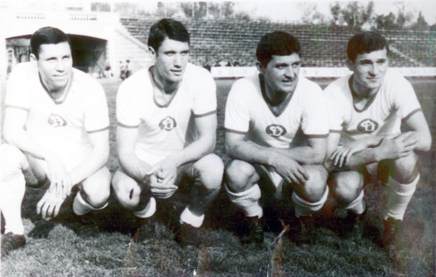 Футболисти на Дунав