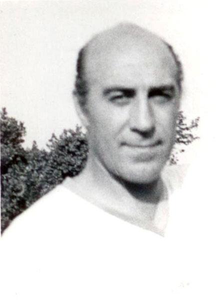 Иван Атанасов /Льорката/ през 1969 г.