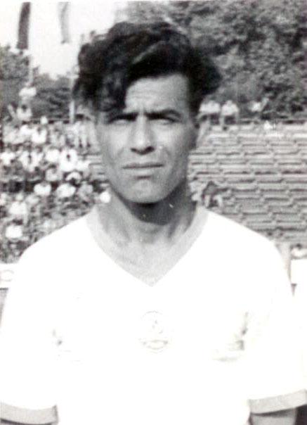 Иван Дишлиев /Гущера/ през 1969 г.