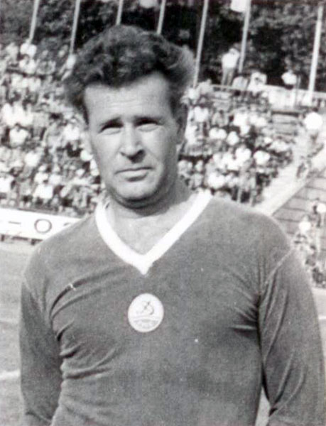 Михаил Михайлов през 1969 г.