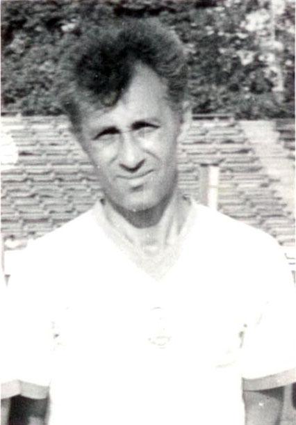 Светослав /Слави/ Калчев през 1969 г.