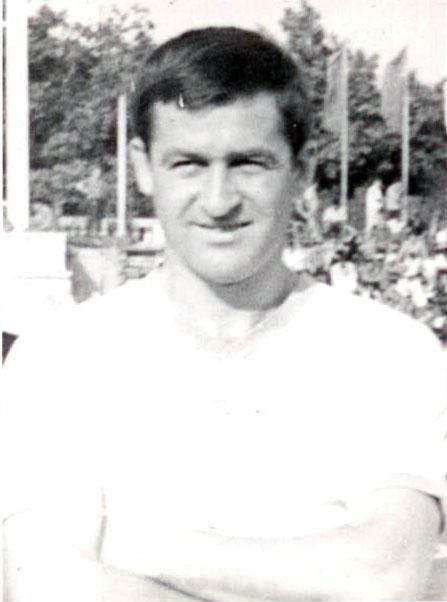 Васил Разсолков през 1969 г.