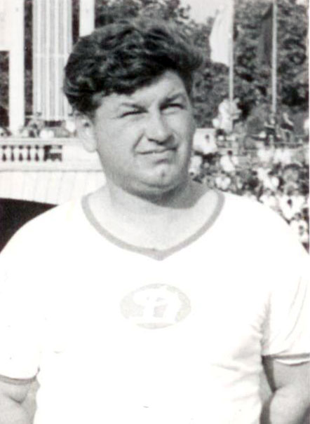 Здравко Душанов през 1969 г.