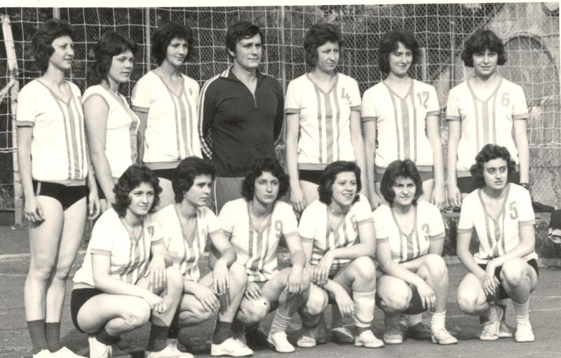 Волейбол - девойки
