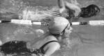 Работническа спартакиада - плуване жени
