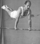 Работническа спартакиада - спортна гимнастика