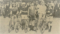 Русенци на Олимпиадата, 1924 г.